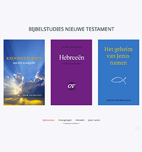 Bijbelstudies NT